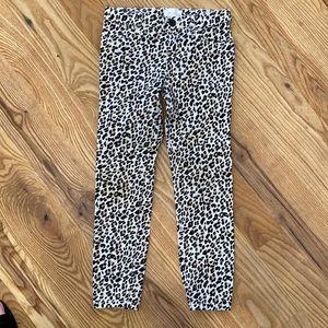 Children's place cheetah print pants FINAL $ DROP